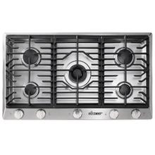 "DACOR 36"" Gas Cooktop"