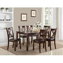 Eloise Dining Table & 6 Chairs