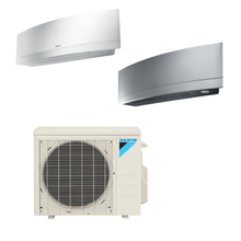 Daikin EMURA Single Zone Wall Mount Heat Pump