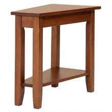 See Details - Angled End Table