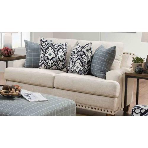Franklin Furniture - Brynwood Stationary Loveseat