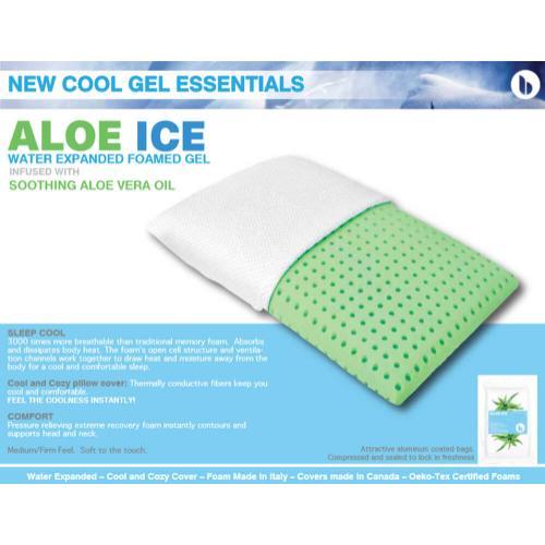 New Cool Gel Essentials - Aloe Ice