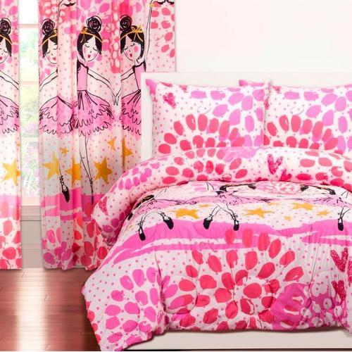 """""""Twinkle Toes"""" Crayola Comforter Sets Twin"""