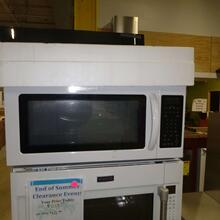 See Details - 30'', 1000-Watt Microwave Hood Combination Oven, Architect® Series II - White