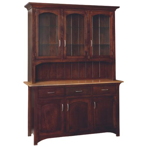 Country Value Woodworks - Monarch 3 Door China