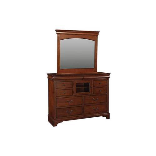 Renaissance 10-Drawer Tall Dresser