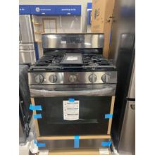 See Details - 5.8 cu ft. Smart Wi-Fi Enabled Fan Convection Gas Range with Air Fry & EasyClean®