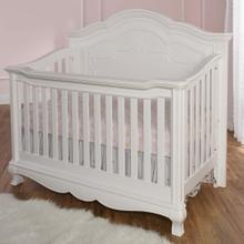 Adalina 4 in 1 Convertible Crib Pure White