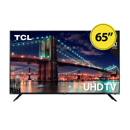 TCL 65 Inch 4K Smart LED TV