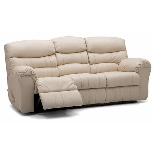 Durant Leather Reclining Sofa