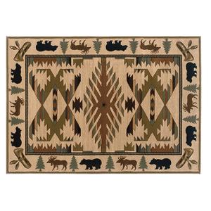 "Oriental Weavers Usa, Inc. - 5'3"" X 7'6"" HUDSON 1072A"