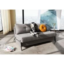 Cubed Deluxe Sofa Full Size - Chrome
