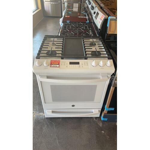 Treviño Appliance - GE Gas Range