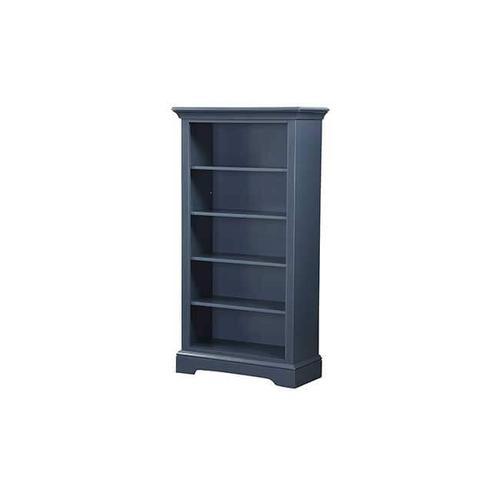 Tamarack Blue Bookcase