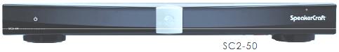 SC2-100 Stereo Installation Amplifier