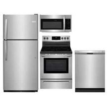 Frigidaire 4-Piece Kitchen Package