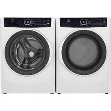 See Details - Eletrolux LuxCare 4 Series Front Load Laundry Set in White