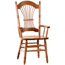 See Details - Peacock Arm Chair