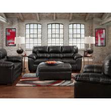 Austin Black Sofa