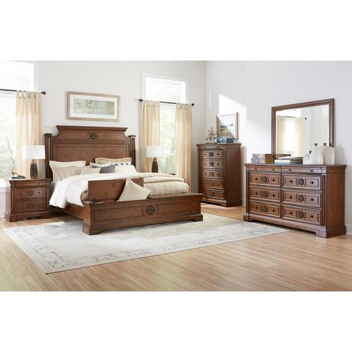 C8430  Bedroom Group with Storage Footboard