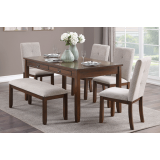 Binghampton 6pc Dining Set