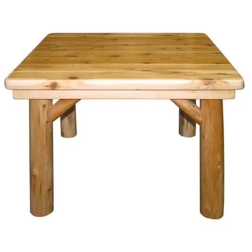 """Product Image - W135  42"""" Square Gathering Table"""