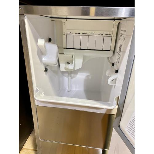 Hoshizaki AM50BAJDS, Top Hat Cuber Icemaker, Air-cooled, Custom Cabinet Ready