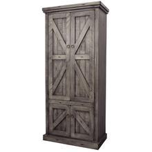 Rustic Barnwood Cabinet