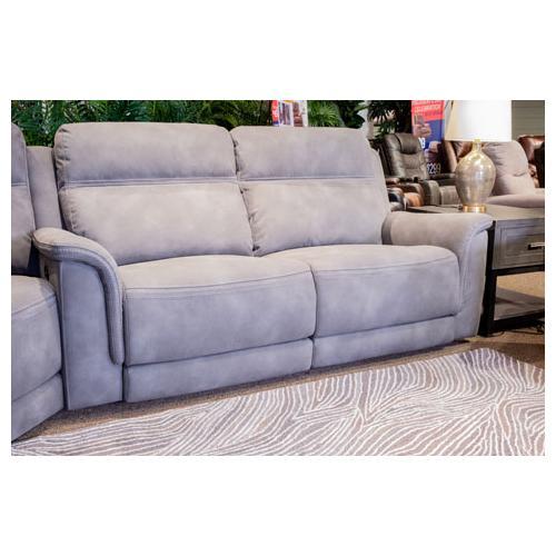 Ashley Furniture - Next-gen Durapella 3-piece Zero Gravity Power Reclining Sectional Slate