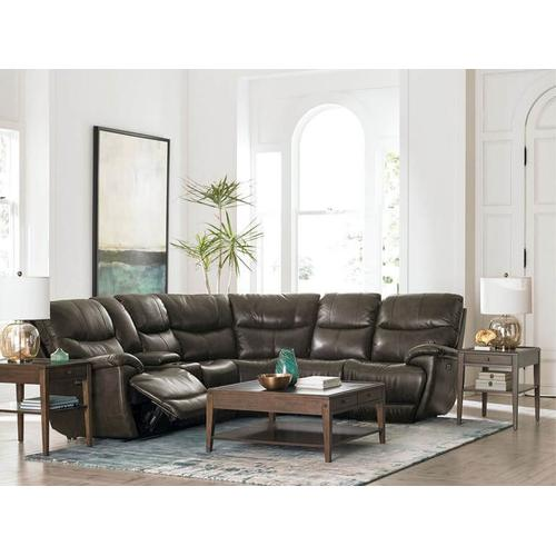 Brookville Curved Corner Sectional