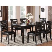 Brooklyn Dark Espresso Pub Dining Set