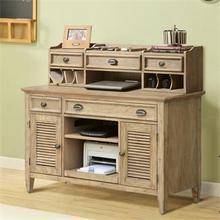 Coventry Credenza Desk And Hutch