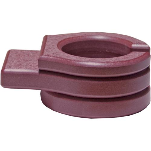 Stationary Cup Holder Cherrywood