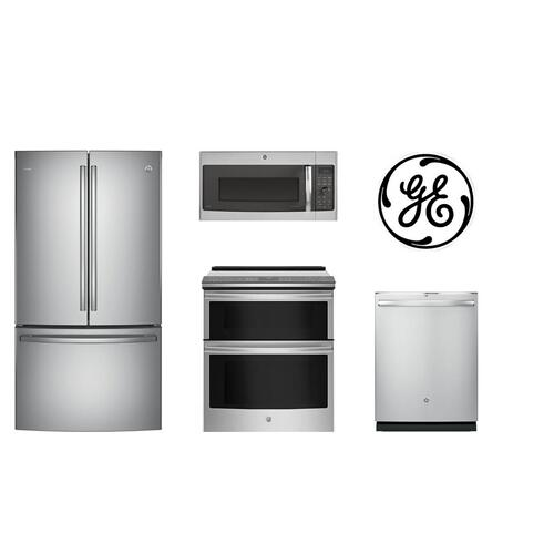 GE Profile Slide In Electric Package