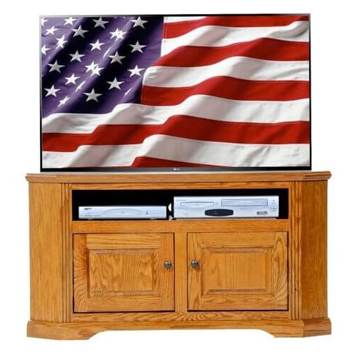 Gallery - Large Corner TV Stand