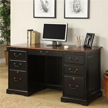 Product Image - Bridgeport 54 Inch Desk & Chair