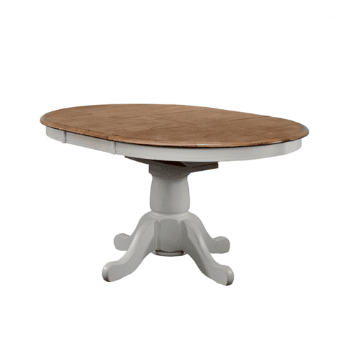 Winners Only - 5 Piece Set (Pedestal Table and 4 Chairs)
