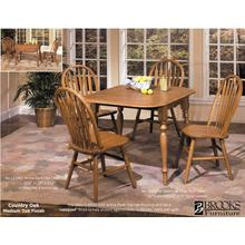 Brooks Furniture Co. 3 pc Dining room
