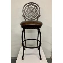 """Island falls"" Swivel Bar Stool"