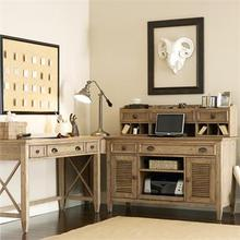 Coventry Writing Desk, Corner, Credenza And Hutch
