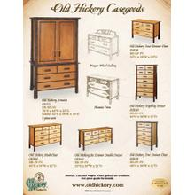 See Details - Old Hickory Casegoods