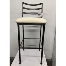 "Wesley Allen ""Benson"" Stationary Bar Stool"