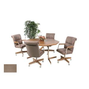 Douglas Casual Dining Extension Table  and Cushion Chairs