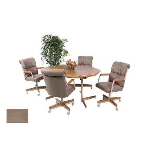 Gallery - Douglas Casual Dining Extension Table  and Cushion Chairs