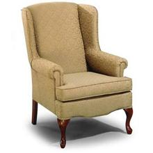 ADELINE Queen Anne Wing Chair