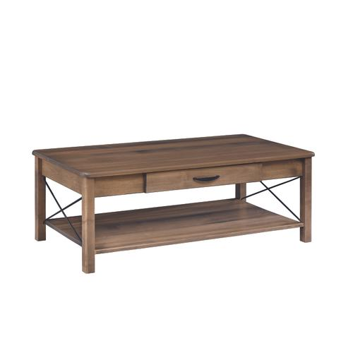 Country Value Woodworks - Crossway Large Coffee Table