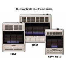 20,000 BTU Blue Flame Propane Gas Space Heater