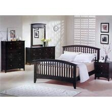 Metro Merlot Bedroom Collection