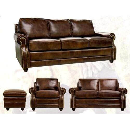 Gallery - Levi 100% Leather Sofa