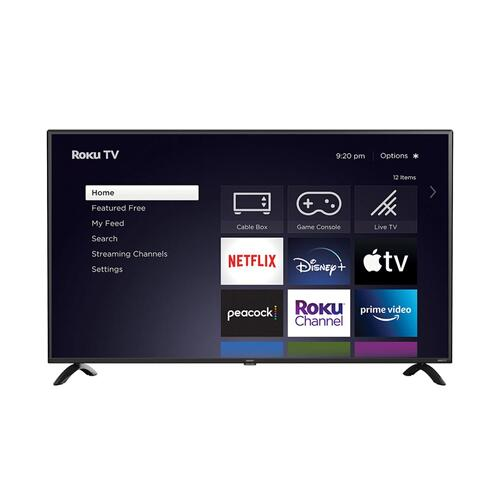 "Element 43"" Class 4K Ultra HD Roku Smart TV"